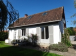 3 bedroom cottage, 30mn from the sea, 1h15 from Calais