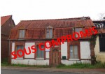 brick house with works near Hesdin on 827sqm