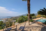 Wmn2775530, Villa With Pool And Garden With Panoramic View - Menton Super Garavan