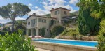 Wmn3031341, Charming Villa With Pool And Sea View - Vence