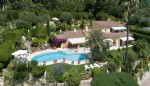 Wmn3078393, Villa With Swimming Pool And View On The Sea And The Old Village - Mougins