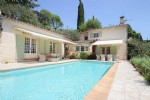 Wmn3119796, Provencale Villa With Panoramic View - Montauroux