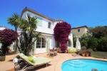Wmn3206294, Villa With Swimming Pool - Cap Dantibes