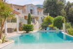Wmn3211481, Modern Provencal House With Pool And Sea View - Colomars