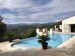 Wmn3253636, Lovely Villa With Superb View - Montauroux