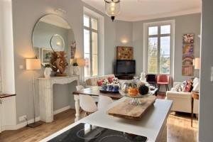 Wmn3388654, Fabulous Historical House With Garden, Sea View And 5 Min Walk From The Center - Cannes