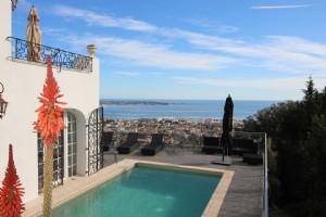 Wmn3478593, Panoramic Sea View Villa - Golfe Juan