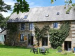 Quirky three storey farmhouse with studio gite loads of outbuildings over 2 acres of grounds