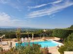 Beautiful property on a sunny terraced site with stunning views.