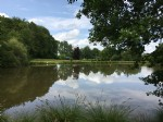 1.5 acre Lake with cabin