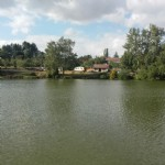 3 Acre fishing lake with bungalow