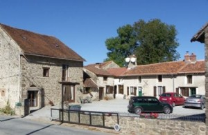 Roperty comprising of 5 houses, barn and swimming pool  Situated in the heart of the Limousin c