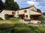 Stunning ! Large detached 5 bed stone built renovated property, on 8000m²