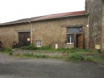 BARN in stones transformed into a house to be finished, great architect's project