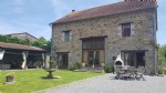 A -  A + stunning barn conversion and gite complex with heated swimming pool.