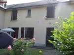 Lovely little townhouse in la Souterraine with 2 bedrooms and garden