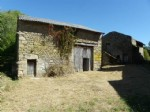 Gorgeous barn and ruin house for total renovation, beautiful location