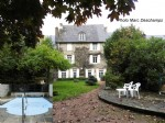 7 bed Bourgeoise house in a lively town, 350m² of living space, park of 1363m²