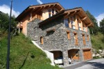 LA ROSIERE Stunning 5 bed ski chalet with views.