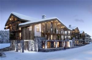 Les Gets ski apartments for sale