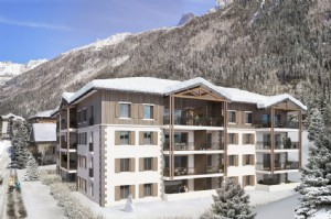 Chamonix ski apartments for sale