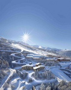 Les Arcs ski apartments for sale