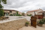 9 bed house, 2 large gites, 18 bedrooms, 3 pools, 3 acres