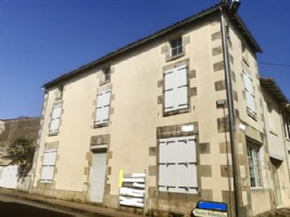 3 bed house, town centre, Aulnay