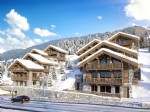 Meribel new build ski apartments