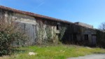 Charente-Maritime. Garden, outbuildings for conversion, Néré