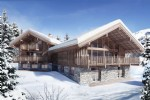 Meribel Ski chalet for sale. New build