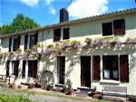 Reduced. 3 Gites plus owners' house, pool, 79240 Vernoux-en-Gatine. Great income opportunity!