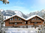 Ski apartments chalets in Chatel.