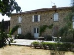Superb Gasconne house with yourtes business, outbuilding, pool,on 2.9