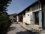 Beautilfully restored farmhouse with land in a quiet location