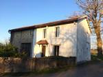 In a quiet hamlet - not overlooked house & 2 barns.