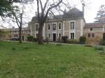 Pressac - 5 bedroom chateau, lake, mature gardens, pool and gite complex