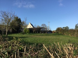 Broons - building plot of 689 m2