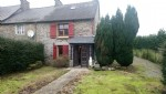 Les champs geraux: pretty stone cottage with outbuildings to refurbish