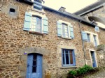 Port of dinan - substantial 4 bed stone property  with garage and development po