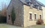 House for sale in trebry, brittany