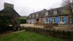 Pledeliac: exceptional 4 bed stone house with land and direct access to river