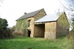 House for sale near broons: detached old country property to renovate