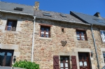 Exclusive: close to dinan: 2 bedrooms terraced house