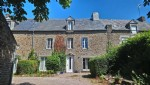 Pleudihen-sur-rance - well located 5 bed stone house to renovate