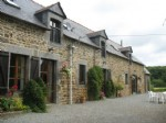 Property for sale in st pierre de plesguen - family house and 3 cottages, 1.3 he