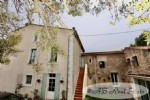 Maison de Maître 19th Century with 5 bedrooms and a large self-contained Gite with 4 bedrooms,