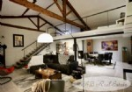 "Superbly renovated spacious Loft style ""Industrial Art & Deco"", 182m²,"