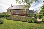 Near Argentat (19) - A stunning barn conversion over 3 levels - superb standard of work throughout