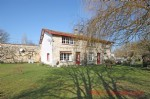 Cherigné (79) -  Detached character house with 5 bedrooms plus guest cottage